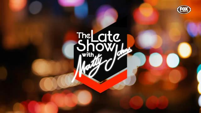 The Late Show (25/5/17)