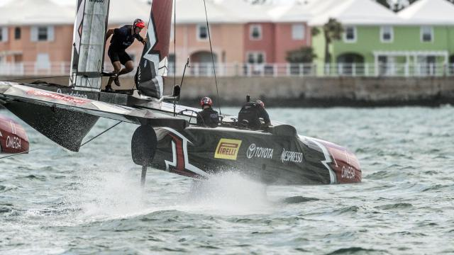 America's Cup: Preview