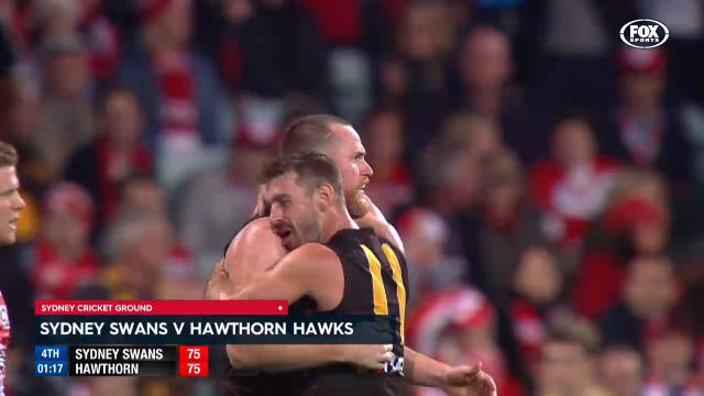 Hawks prevail in another epic