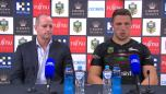 Souths press conference