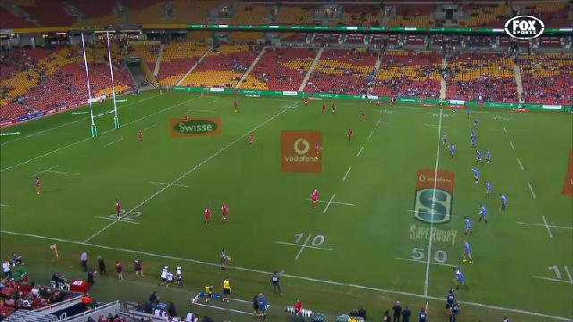 RED v FOR: Full Match Replay