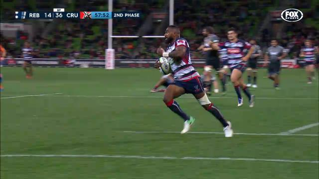 Koroibete gets a second try