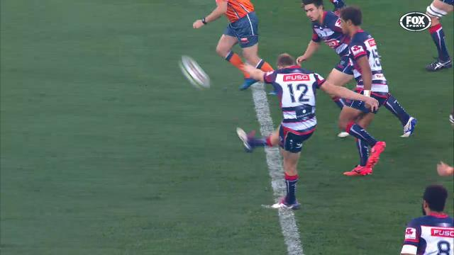 REB v CRU: Match Highlights