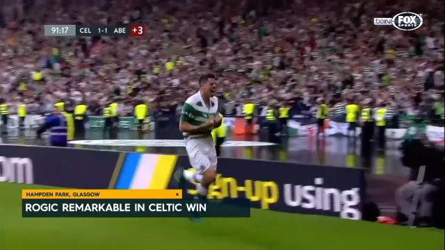 Rogic gets the match winner