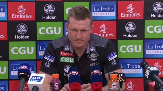 Pies press conference
