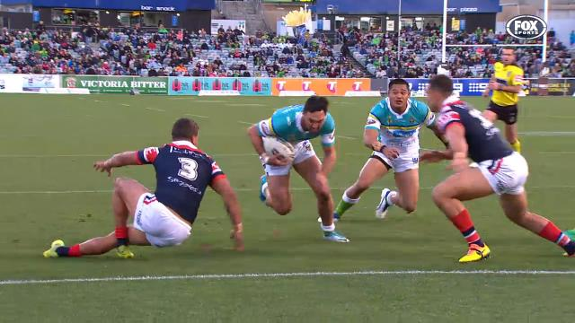 CBR v SYD: Match Highlights