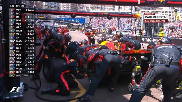 Max cusses out Ricciardo