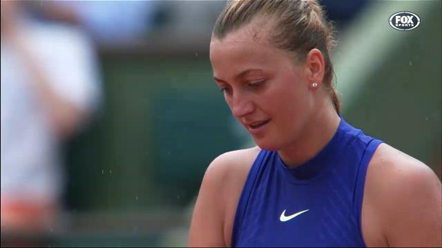 Kvitova makes winning return