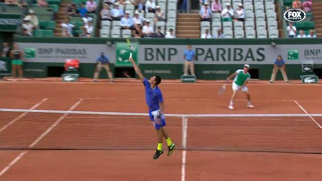 Rally of the French Open?
