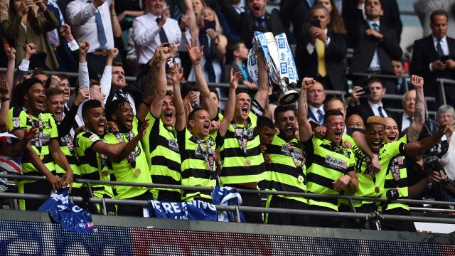 Mooy's Terriers win promotion