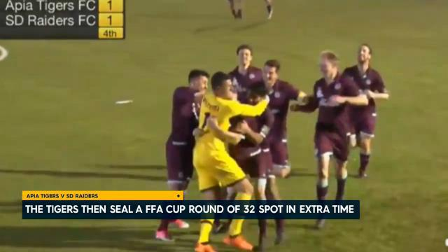 Final second FFA Cup berth