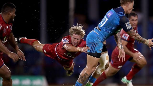 BLU v RED: Match Highlights
