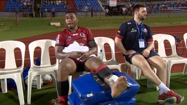 Wallabies hurt in Reds loss