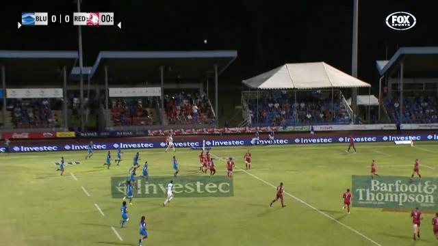 BLU v RED: Full match replay