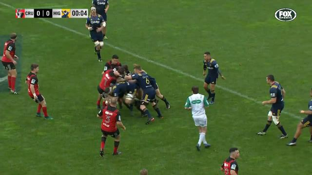 CRU v HIGH: Match Highlights