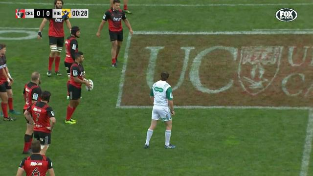 CRU v HIGH: Full Match Replay