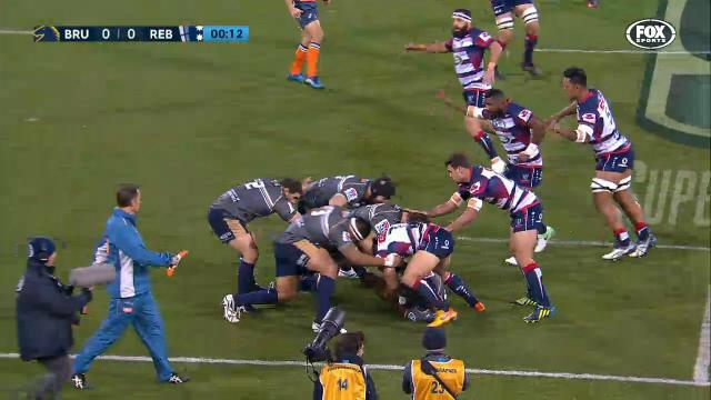 BRU v REB: Match Highlights
