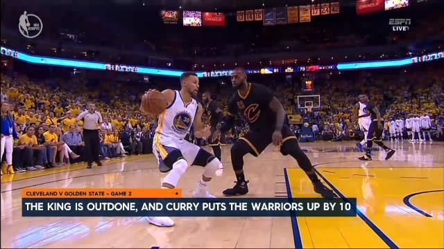 NBA Playoffs 2017: Cavs vs Warriors Game 3 Live Scores & Blog | Fox Sports