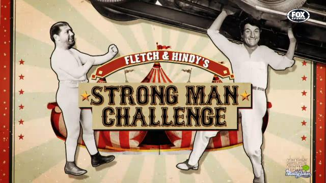 Fletch & Hindy: Strong Man