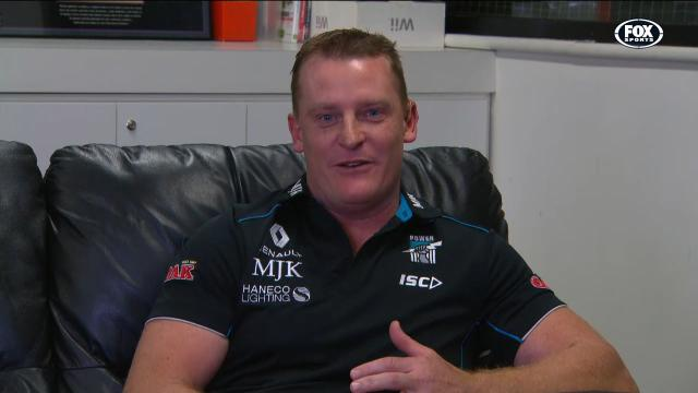 Voss on coaching again