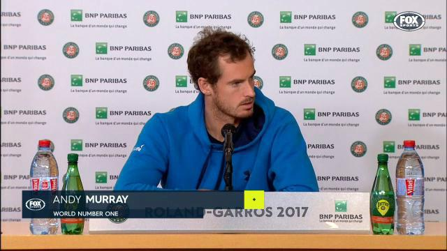 Murray V Wawrinka rematch