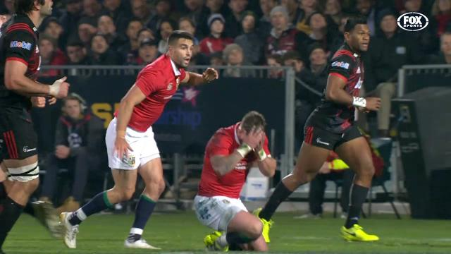 CRU v BIL: Match Highlights