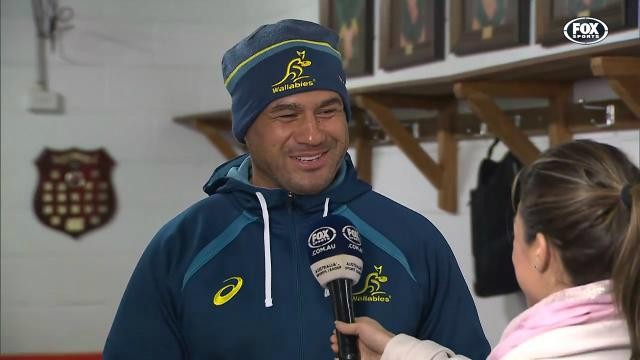 Smith's new mentoring role