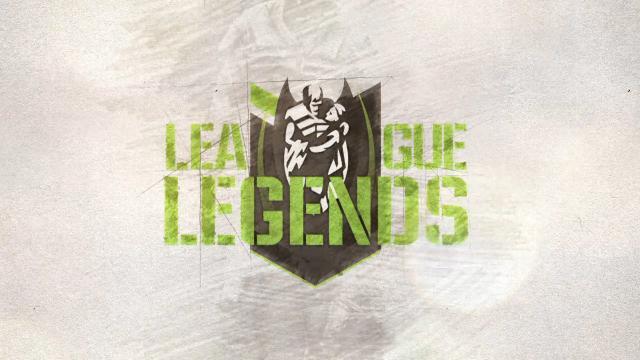 League Legends: Mark Geyer
