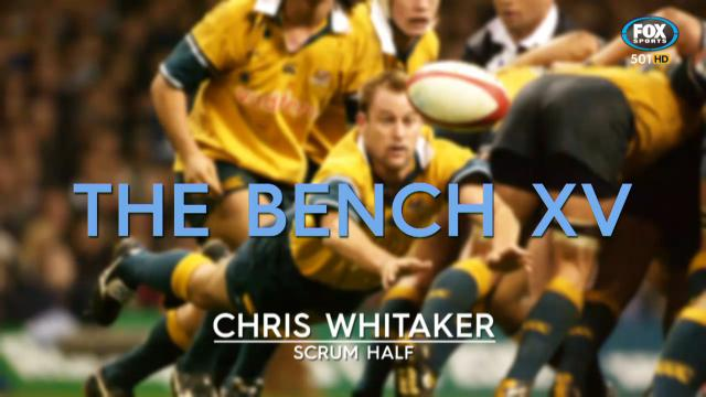 Whitaker makes the 'Bench XV'