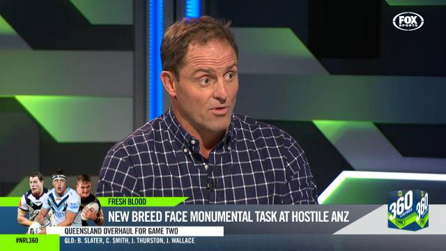 Moore's advice to Qld rookies