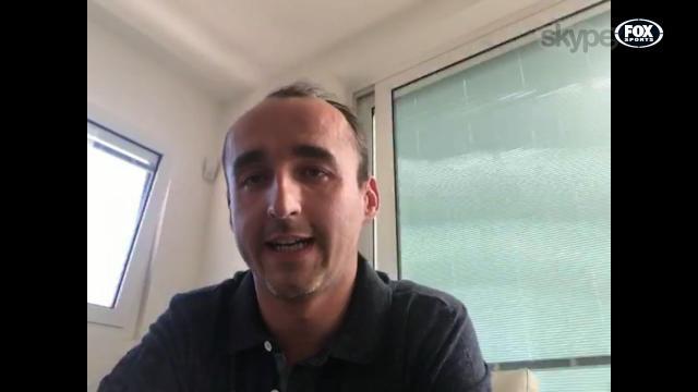 Kubica targets F1 comeback