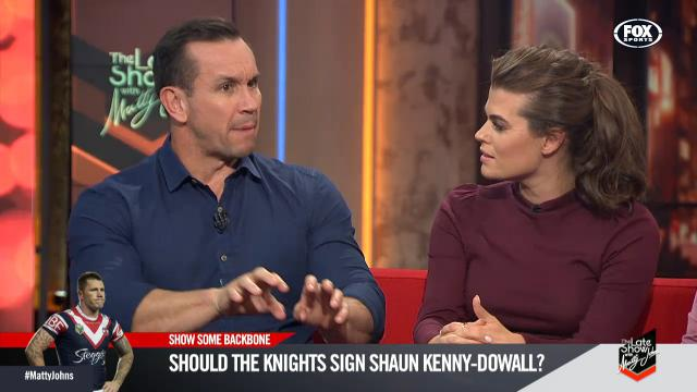 Matty: Knights need SKD