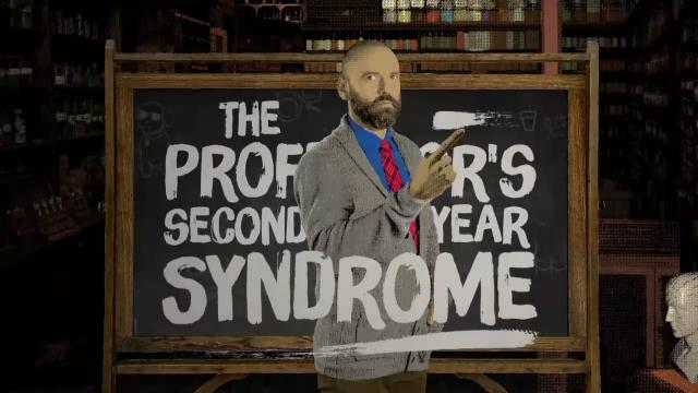 Second Year Syndrome 16/6/17