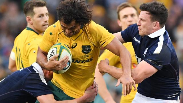 AUS v SCO: Match Highlights