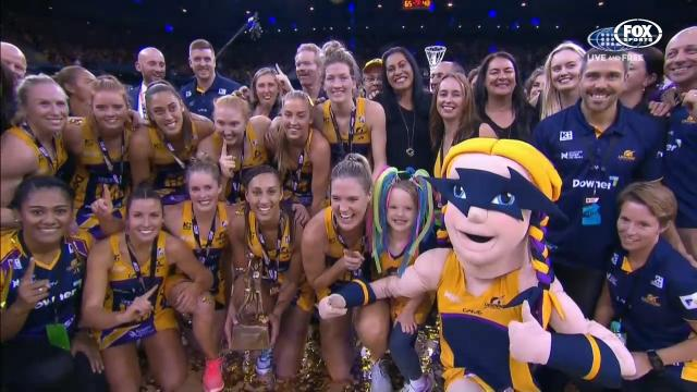 Lightning storm to GF glory