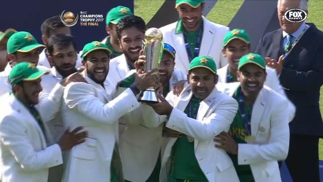 Pakistan claim historic win