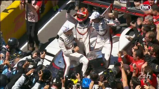 Porsche dominate Le Mans