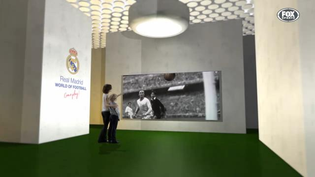 Real Madrid launch museum