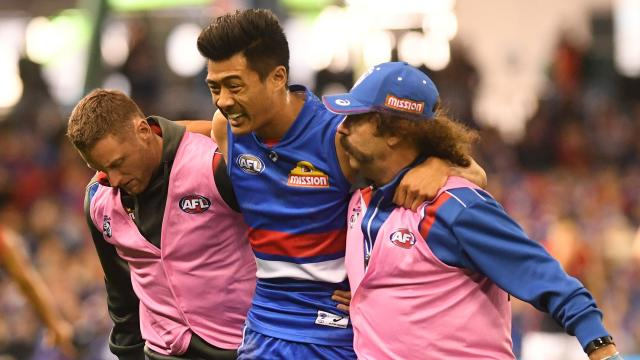 Jong to require surgery