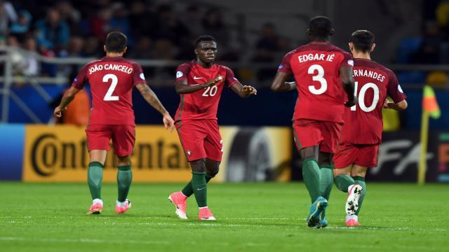 Portuguese winger stuns Spain