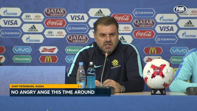 Ange welcomes Roos' critics