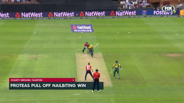 Proteas leave no prisoners
