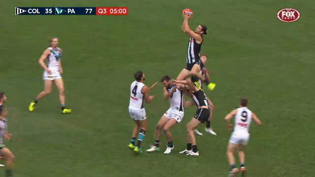 Grundy's MCG screamer special