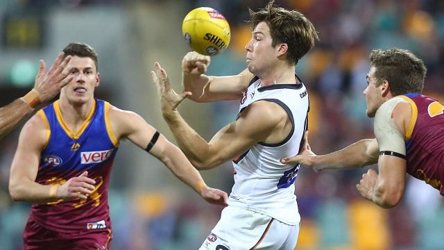 Giants obliterate Brisbane