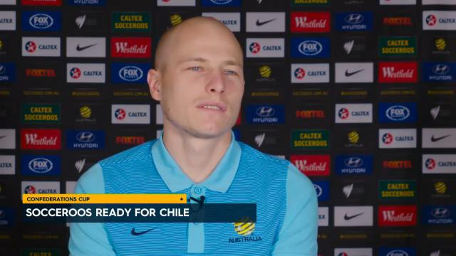 Roos ready for Chile