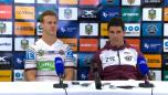 Sea Eagles press conference