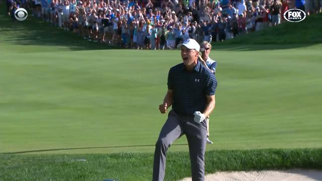 Spieth reaches 10th in style