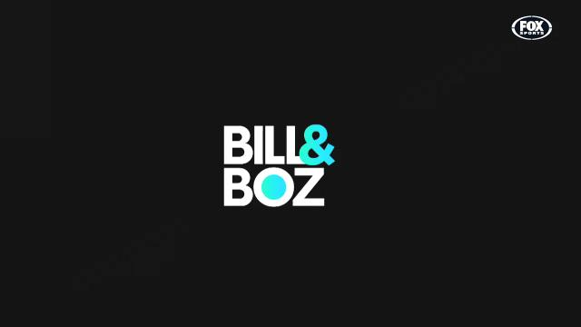 Bill & Boz (26/6/17)