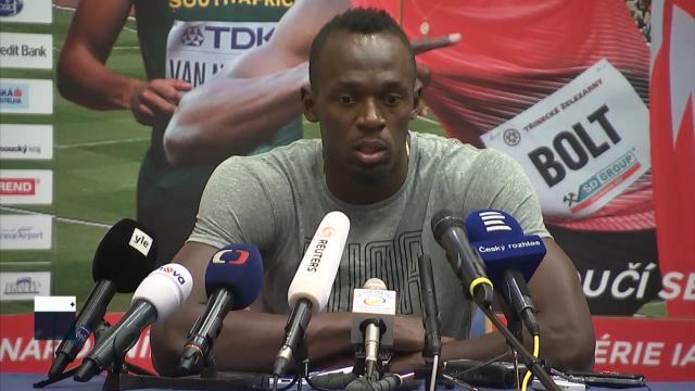 Bolt uncertain on final race