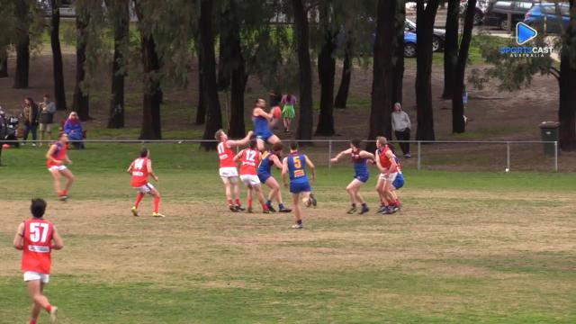 Gumby's local footy hanger